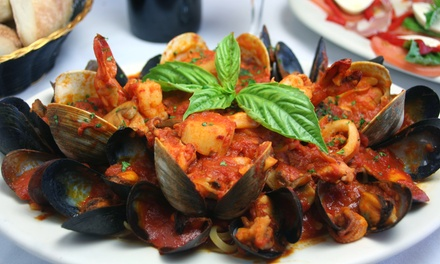 Italian Food During Lunch or Dinner or for Take-Out at Stefano's Italian Cafe (Up to 50% Off)