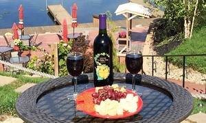 Nauti Vine Winery: Wine-Tasting Package for Two or Four at Nauti Vine Winery (Up to 56% Off)