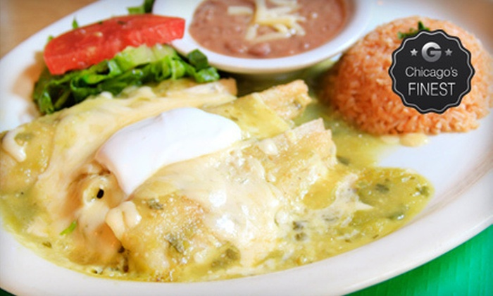 Cesar's Restaurant - Lakeview: Mexican Fare and Killer Margaritas Friday–Saturday or Sunday–Thursday at Cesar's (Half Off)