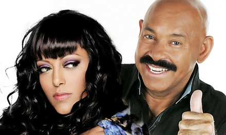 I Love Salsa Feat. Oscar D'Leon & India at House of Blues Dallas on April 12 at 8 p.m. (Up to 50% Off)