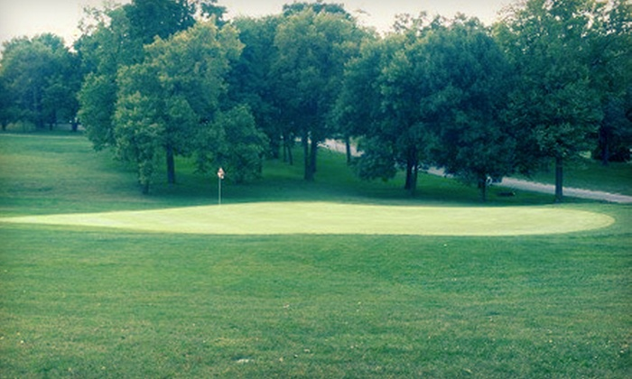 Wildwood Golf Course - Nebraska City: $30 for an 18-Hole Golf Outing for Two with Cart Rental at Wildwood Golf Course in Nebraska City (Up to $67 Value)