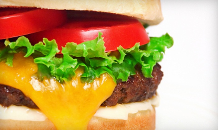 Zambie's - Central Park: $5 for $10 Worth of Burgers and Sandwich Combos at Zambie's