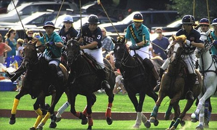 Newport International Polo Series - Portsmouth: Admission to the New England Challenge at the Newport International Polo Series in Portsmouth