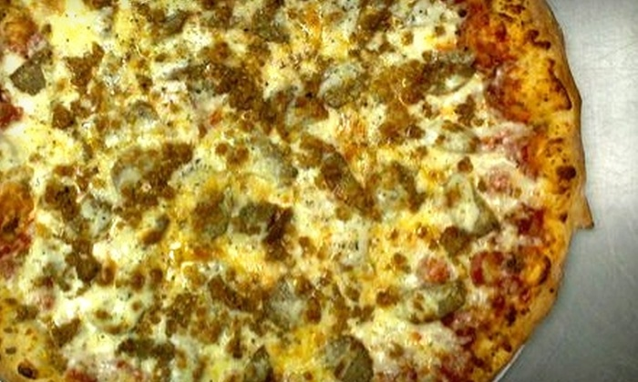 Ken's Pizza Corner - West Henrietta: $10 for $20 Worth of Pizza and Drinks at Ken's Pizza Corner in West Henrietta