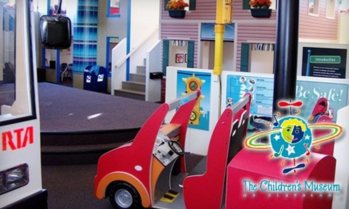 The Children's Museum of Cleveland - University: $7 for Two All-Day Tickets to The Children's Museum of Cleveland