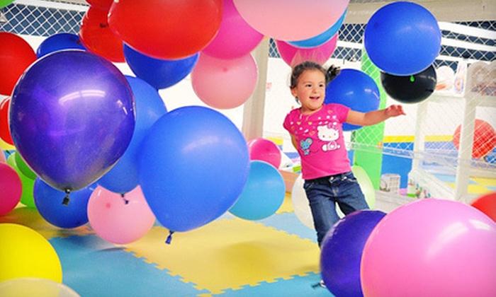 Yu Kids Island - Yu Kids Island, LLC: 5 or 10 Unlimited-Play Indoor-Playground Visits to Yu Kids Island in Schaumburg (Up to 58% Off)