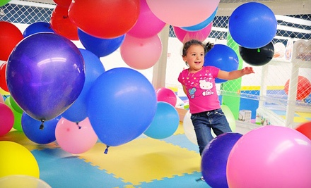 5 Unlimited-Play Visits  - Yu Kids Island in Schaumburg