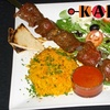 $9 for Fare at Kabbab House