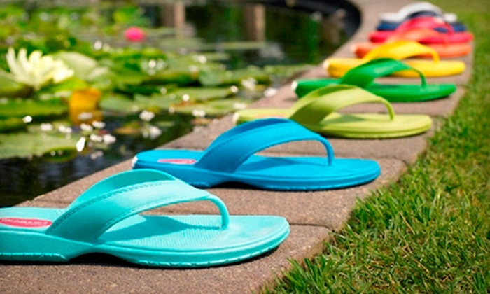 Okabashi: $15 for $30 Worth of Eco-Friendly Sandals from Okabashi