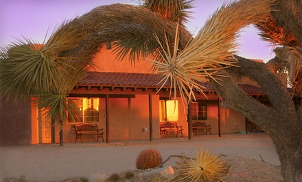 1-Night Stay for Two Adults in a Queen Guest Room - Stagecoach Trails Guest Ranch in Yucca