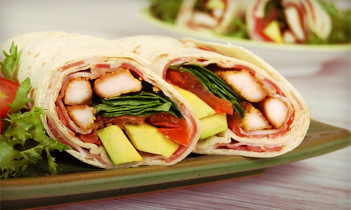 The Nutrition Company - Old Landing: $6 for $12 Worth of Smoothies, Sandwiches, and Healthy Fare at The Nutrition Company in Mandeville