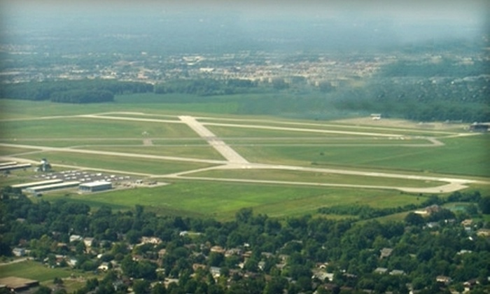 Ohio State University Airport Flight Training Clinic - Don Scott: $10 for One Discover Aviation Class at The Ohio State University  Airport Flight Training Clinic ($20 Value)