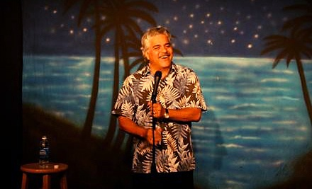 Comedy Combo at Sharkey's Comedy Club on Wed. and Sat. at 8PM: General-Admission for 1 - Comedy Combo in Honolulu