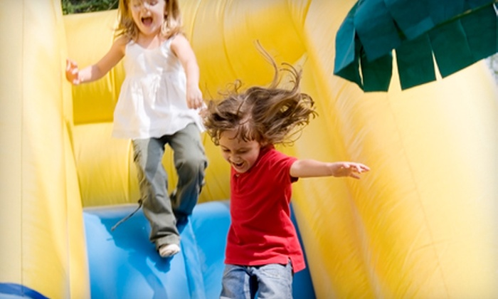 The Jump Club - Brighton: $17 for Open-Play Admissions for Four to The Jump Club ($34 Value)