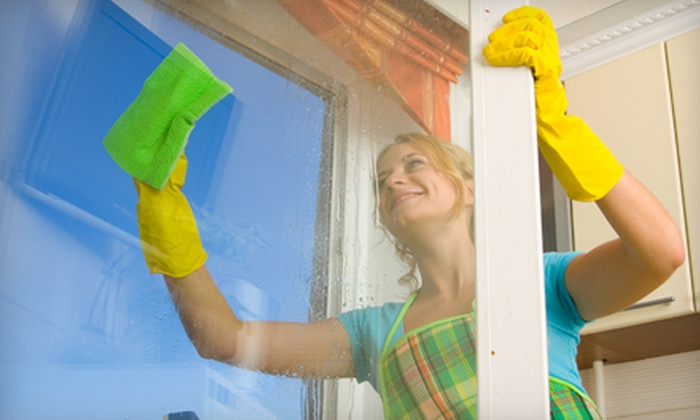 Local Green Maid - Fort Lee: Two, Three, or Four Hours of Green Cleaning from Local Green Maid