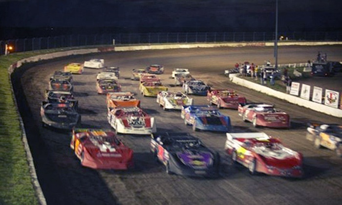 2012 Spring Meltdown - Southeast Omaha: $20 for Sprint-Car Racing Event for Two at I-80 Speedway on April 6 at 7 p.m. (Up to $40 Value)
