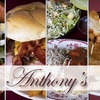 $10 for Italian Fare at Anthony's Restaurant