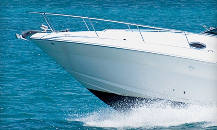 Mobile Detail of Tulsa - Tulsa: Mobile Boat or RV Detailing from Mobile Detail of Tulsa (Up to 72% Off). Four Options Available.
