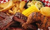 Famous Dave's - Downtown Long Beach: $15 for $30 Worth of Barbecue at Famous Dave's