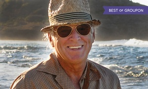 Jimmy Buffett & The Coral Reefer Band At Coral Sky Amphitheatre On April 9 At 8 P.m. (up To 57% Off)