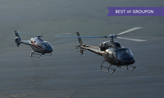 Executive Helicopters - Multiple Locations: Dublin City or Cliffs of Moher Helicopter Tour with Prosecco for One or Two with Executive Helicopters (Up to 60% Off)