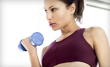 Fitness and Spa Package (a $166 Total Value) - LOA Fitness for Women in Dallas