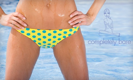 1 Brazilian Wax (a $74 value) - Completely Bare in Manhattan