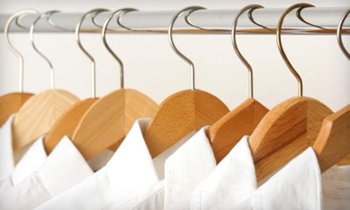 Dry Clean Super Center - Multiple Locations: $10 for $20 Worth of Dry-Cleaning Services at Dry Clean Super Center. Three Locations Available.