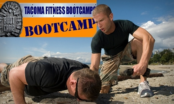 Tacoma Fitness BootCamp - New Tacoma: $39 for One Month of Boot-Camp Classes at Tacoma Fitness BootCamp