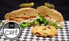 The Cafe (oliver house) - Southside: $7 for $15 Worth of Contemporary Bistro Fare at The Café