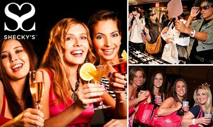Shecky's Media Miami - Little Haiti: $12 for One Ticket to Shecky's Girls Night Out on November 10 or 11 (Up to $25 Value)