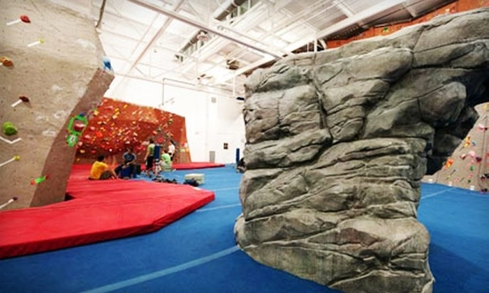 True North Climbing - Clanton Park: $69 for an Introductory Lesson and One-Month Membership to True North Climbing (Up to $169.50 Value)