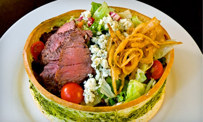 Chicago Fire Oven and Visibility Bar - Rosemont: $9 for $20 Worth of Modern American Fare at Chicago Fire Oven and Visibility Bar in Rosemont