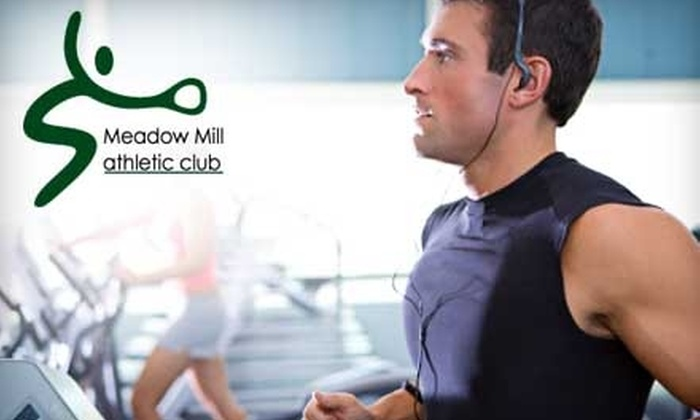 Meadow Mill Athletic Club - Baltimore: $29 for a Three-Month Membership to Meadow Mill Athletic Club ($225 Value)