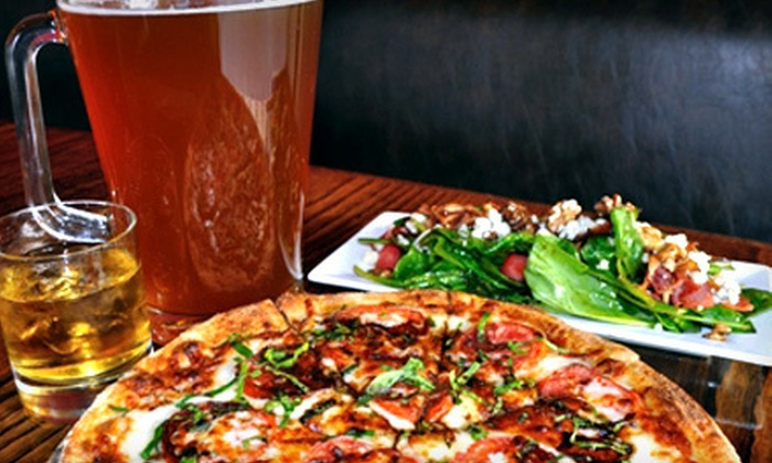 Trifecta On 3rd - Downtown: Kentucky Derby Party with Sandwich and Souvenir Glass for One or Two on March 5 at Trifecta On 3rd (Up to 51% Off)