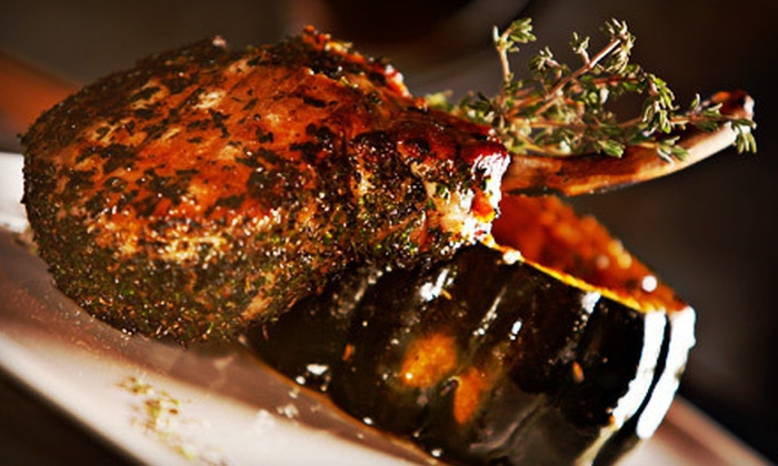 Woodfire Kirby's - M Streets: $20 for $40 Worth of Hickory-Grilled Fare at Woodfire Kirby's