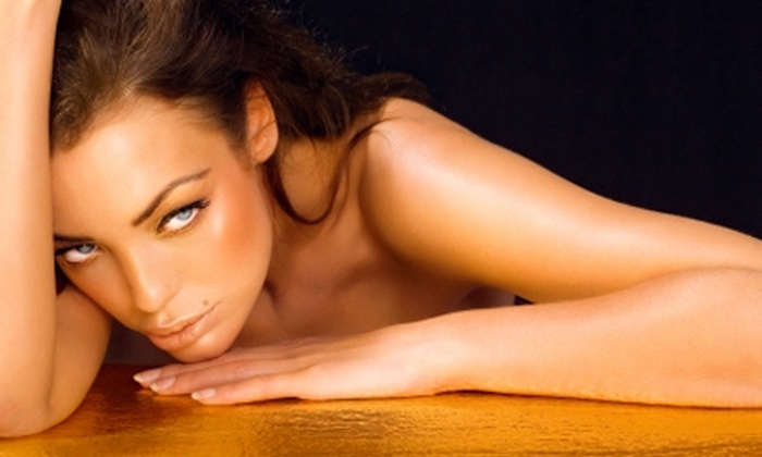 Glow Goddess - Downtown Scottsdale: $35 for Two Custom Airbrush Tans at Glow Goddess in Scottsdale (Up to $90 Value)