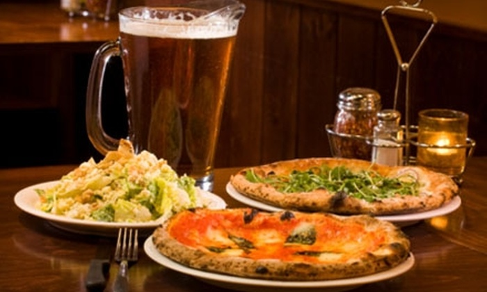 Yard of Ale - Courier City/Oscawana: $10 for $20 Worth of Craft Beers and Pub Fare at Yard of Ale