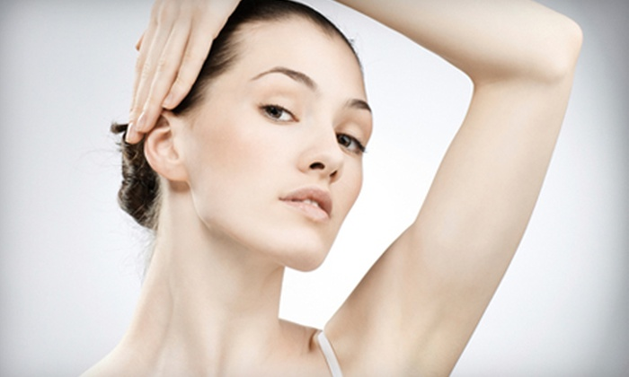 Laser Experts - Patrick Henry: Three Laser Hair-Removal Sessions for a Small, Medium, or Large Area or Unlimited Laser Hair Removal for Small or Medium Area at Laser Experts