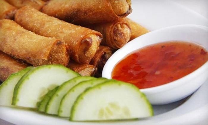 Quiapo! Quiapo! - Multiple Locations: $7 for $15 Worth of Traditional Filipino Cuisine at Quiapo! Quiapo!