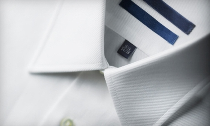 My Buddy Cleaners - Multiple Locations: $29 for $70 Worth of Dry Cleaning at My Buddy Cleaners