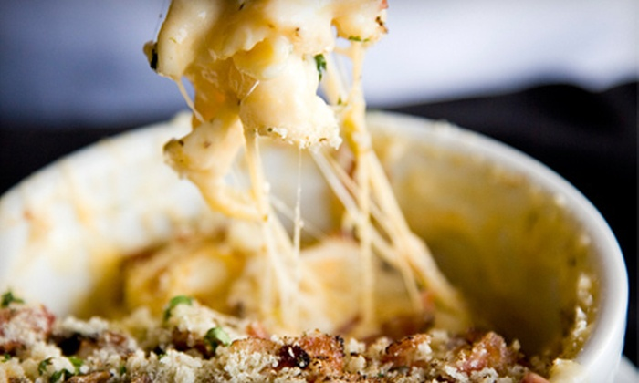 Melody Bar and Grill - Westchester: $24 for a Mac 'n' Cheese Tasting for Two with Drinks at Melody Bar and Grill on Saturday, July 21 (Up to $54 Value)