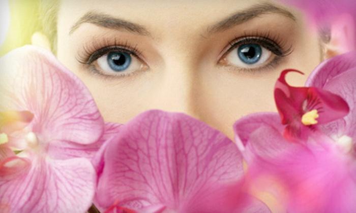 Nina's European Day Spa & Laser Center - Koreatown: Collagen Eye Treatment, Collagen Facial, or Both at Nina's European Day Spa & Laser Center (Up to 70% Off)
