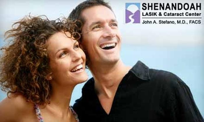 Shenandoah LASIK & Cataract Center - Winchester: $2,500 for Lasik Surgery at Shenandoah Lasik & Cataract Center in Winchester ($5,200 Value)