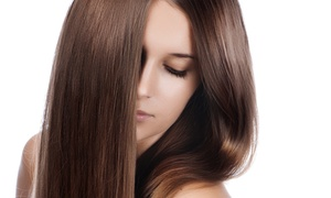 TLC Hair Designs with Tracy Chapman: Haircut  Packages at TLC Hair Designs with Tracy Chapman (Up to 57% Off). Three Options Available.