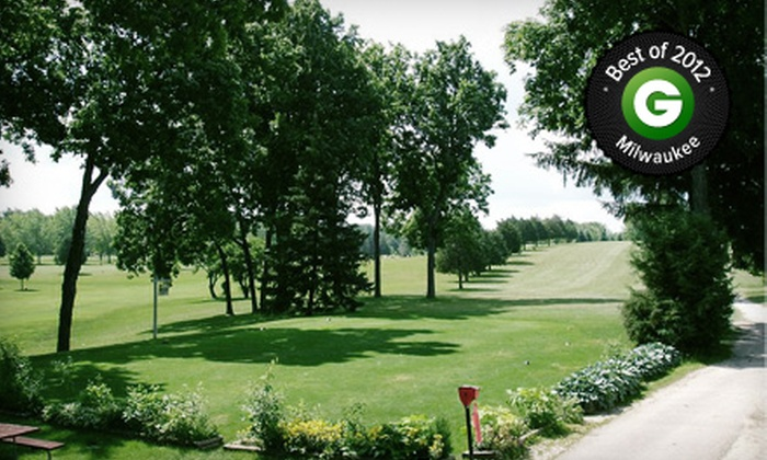 Paganica Golf Course - Oconomowoc: 18 Holes of Golf for Two or Four with Carts and Drinks at Paganica Golf Course (Up to 56% Off)