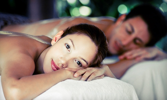 Royal Treatment Day Spa Salon - Collegedale: $89 for a Couples Massage with a Sauna Session and Strawberries at Royal Treatment Day Spa Salon ($180 Value)