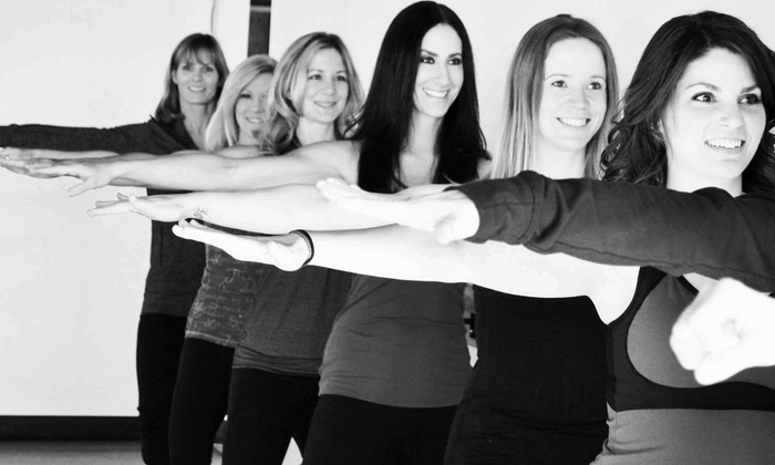Pilates by Kahley - Overland Park: 5, 10, or 20 Power Barre, Mat Pilates, or Classical Pilates Classes at Pilates by Kahley (Up to 57% Off)