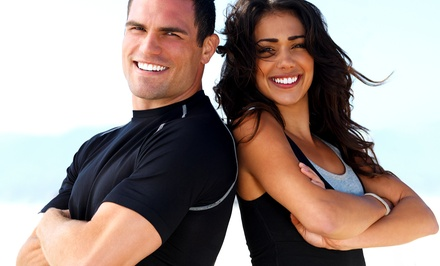 One- or Three-Month Membership to World Gym Rockaway (Up to 68% Off)