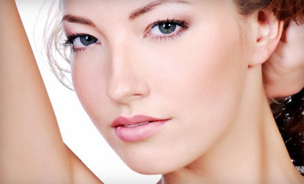 3 Laser Hair-Removal Treatments on a Small Area - Reviva Medical Spa in Neptune Beach